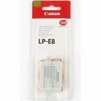 Pin Canon LP-E8